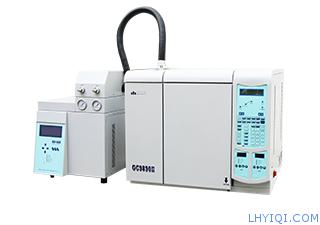 灵华色谱仪检测焦炉煤气中低含量的萘
